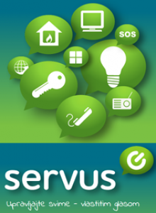 Servus - voice controlled home automation