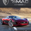 Rimac Concept_One - Electric Supercar